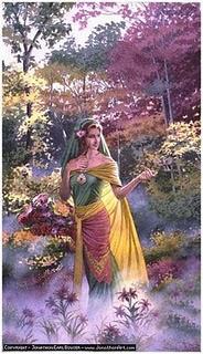 Goddess Bona Dea Image