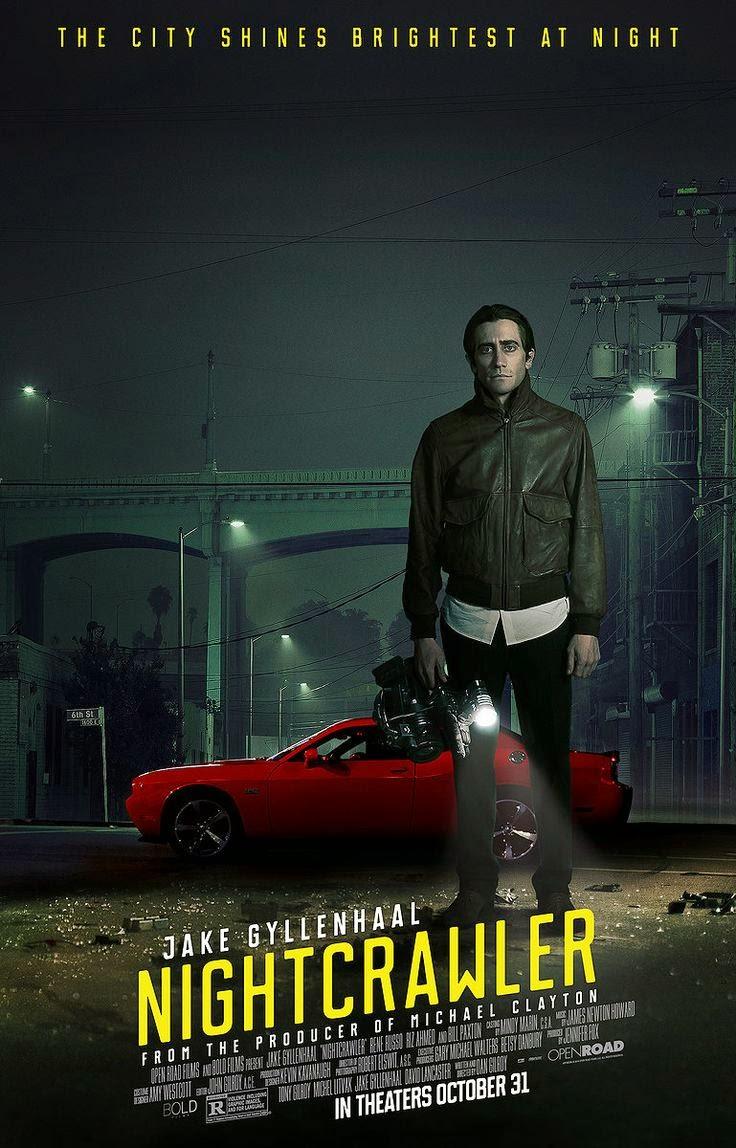 Νυχτερινός Ανταποκριτής (Nightcrawler) Poster