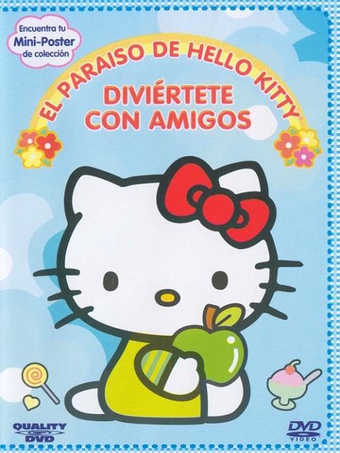 El Paraiso De Hello Kitty Kitty Linda Diviertete Con Amigos Movie HD free download 720p
