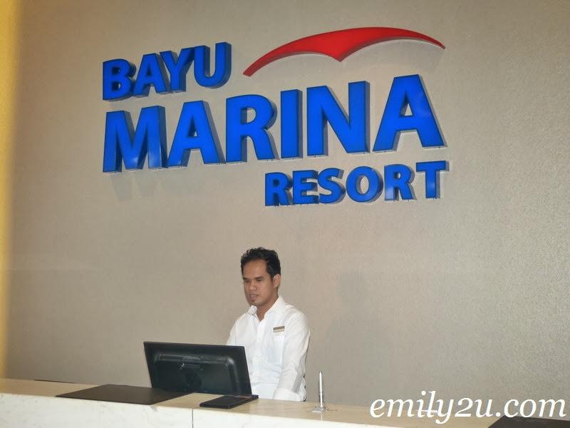 Bayu Marina Resort Johor Bahru