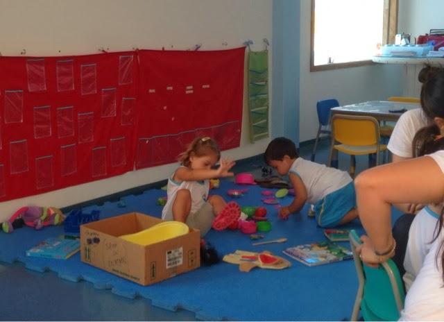 O Primeiro Dia De Aula E A Adaptação Da Elisa Na Escola Jeitinho