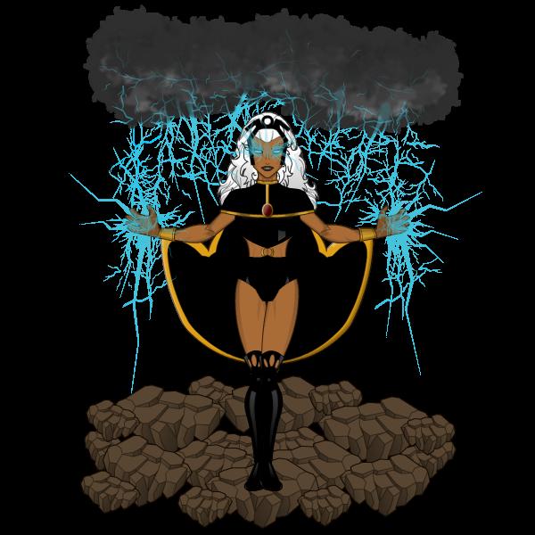[Galeria] - Gigawatt X-Men%2520Tempestade