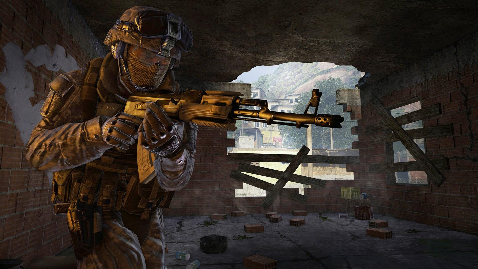 Loạt ảnh tuyệt đẹp của Call of Duty Online - Ảnh 4