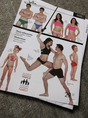 Male Pattern Boldness How I Spent July 4th Sewing Underwear Or Let