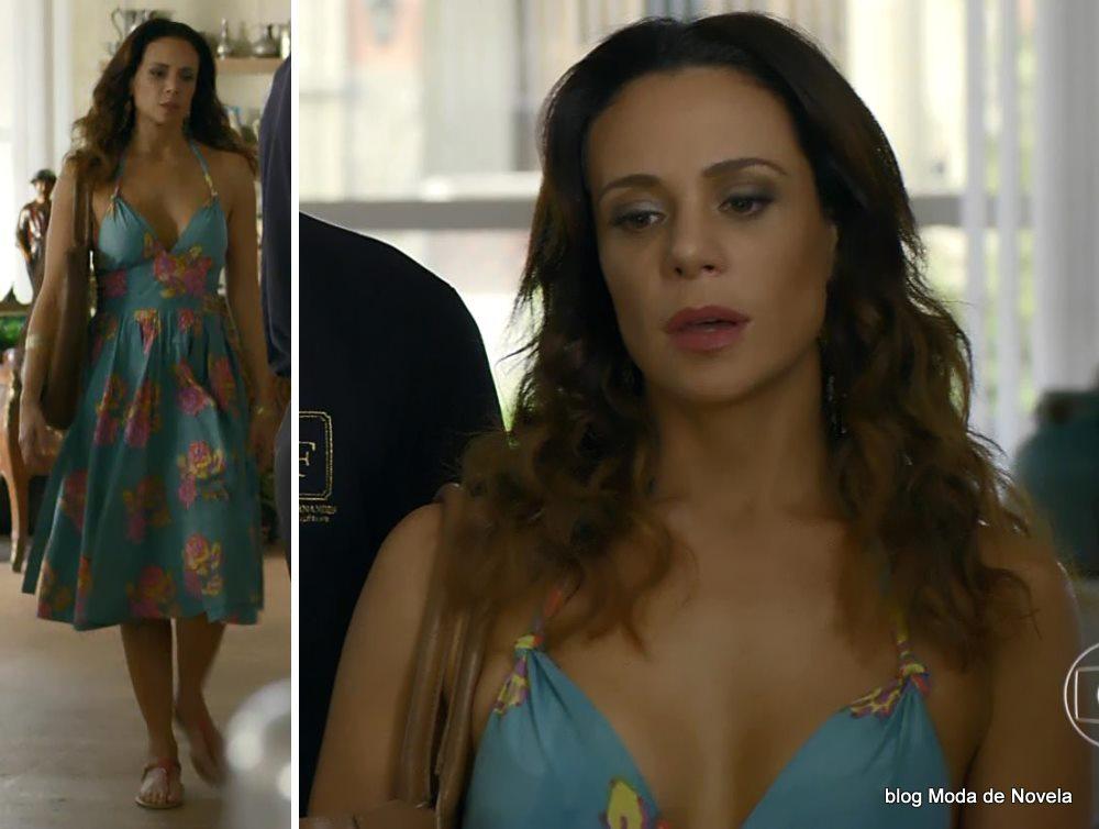 moda da novela Em Família - look da JUliana dia 22 de maio