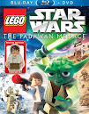 Lego Star Wars: La amenaza Padawan