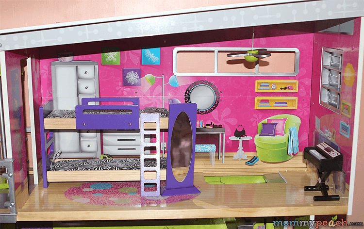 Doll House (ELC Lights and Sounds Glamour Mansion)