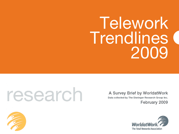 Telework Trendlines 2009
