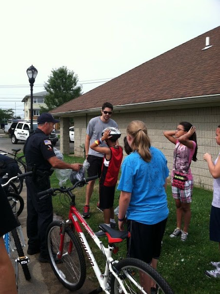 Garfield Bike Safety Program