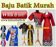 Harga Baju Batik