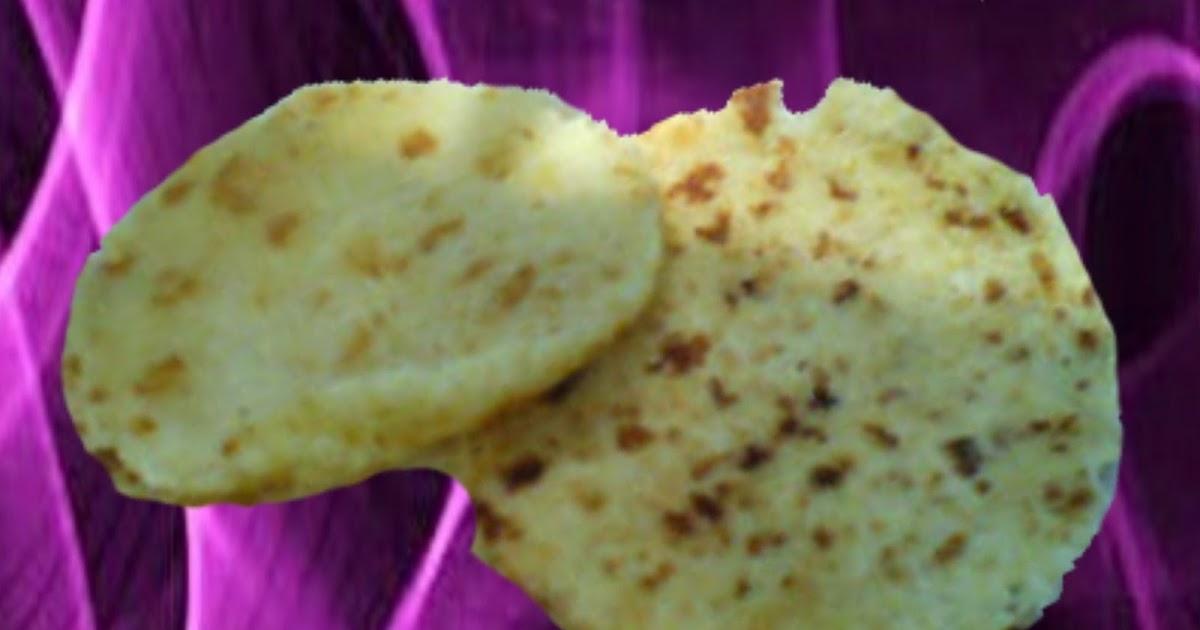 Comidas Tipicas Paraguayas Mbeju Mestizo Panqueque De Almidon Y Harina De Maiz