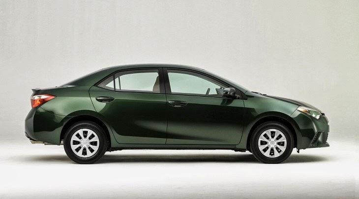 New Toyota Corolla