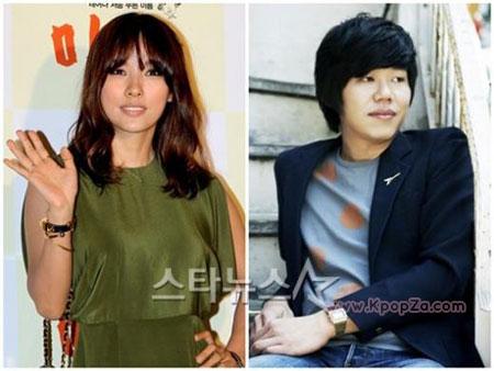 Lee Hyori กำลังเดทกับ Lee Sang Soon