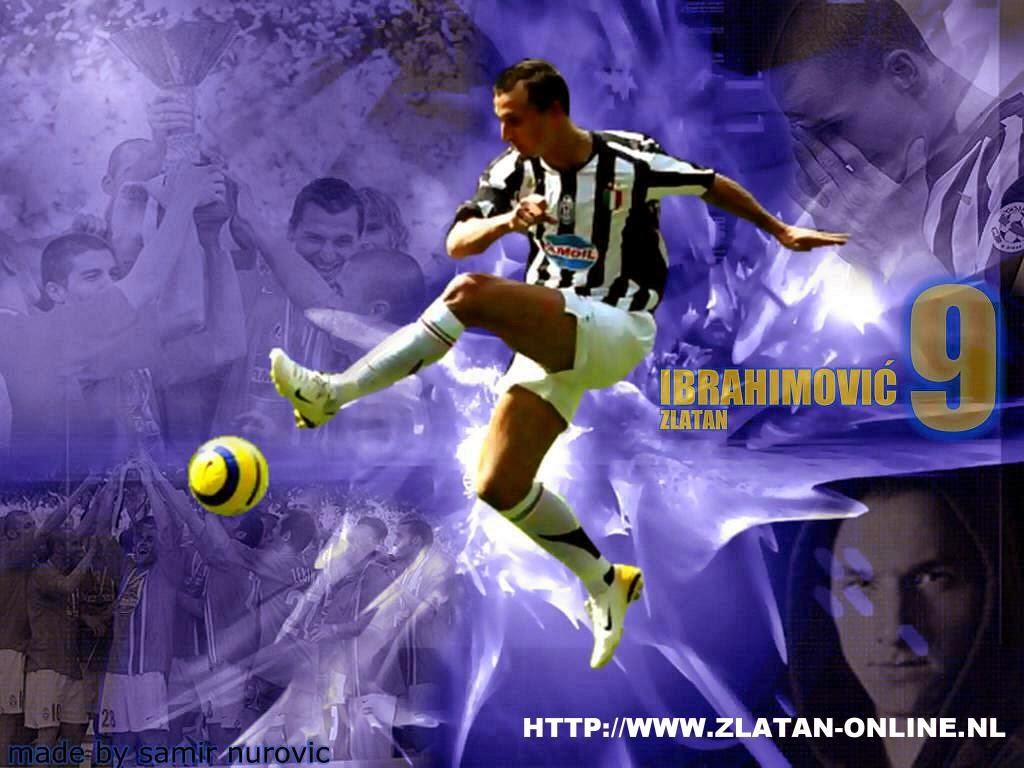Download Zlatan Ibrahimovic Wallpapers HD Wallpaper