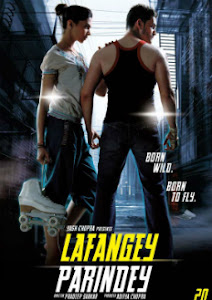 Cuộc Chiến Đẫm Máu - Lafangey Parindey poster