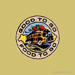 "Carlos O'Kelly's Restaurant ""Good to Go, Food to Go"" brand logo"