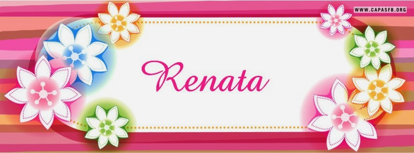 Capas para Facebook Renata