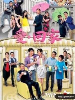 Phim Mái Ấm Gia Đình - Come Home Love (2014)