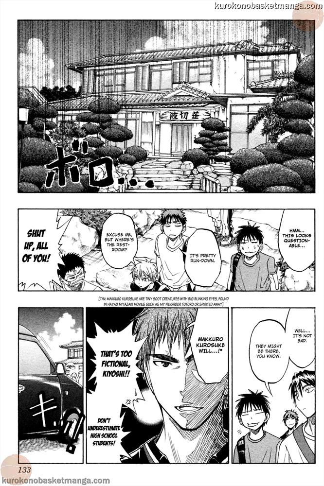 Kuroko no Basket Manga Chapter 59 - Image /0003