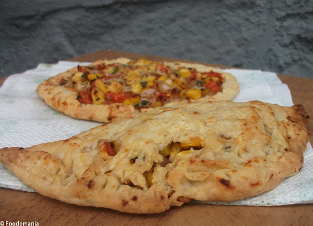 Vegetable Crostata Recipe
