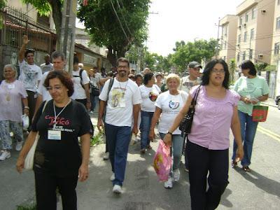 Coordenador da IAM no RJ participa de Missão no Complexo do Alemão