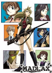 Madlax  Anime