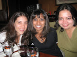 Sharon, Pravi and Lubna