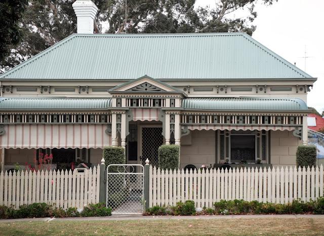 Victorian Filigree Cottage Henty Street Casterton Vic
