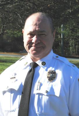 Lebanon Police Chief Gary Smith