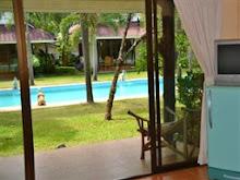 Bungalow Pool view ของ ไอยรา อาร์ บี รีสอร์ท