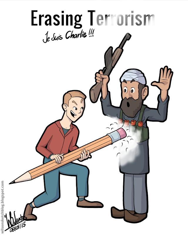 Erasing Terrorism