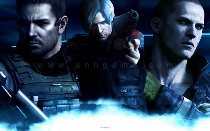 Soi các nhân vật trong loạt game kinh dị Resident Evil