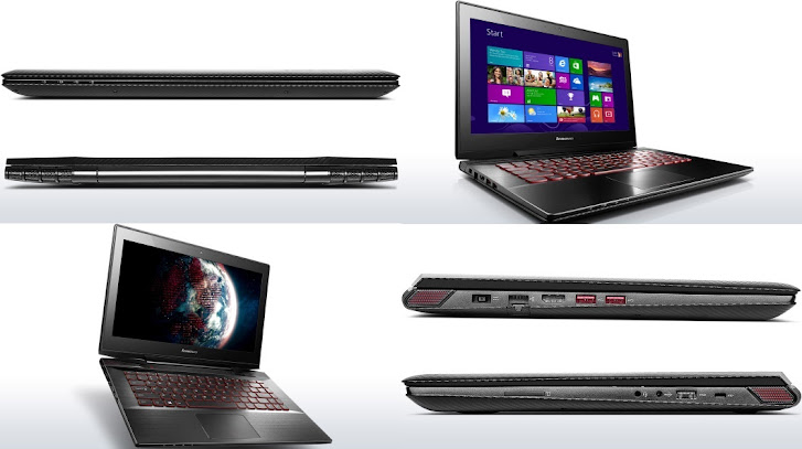 Lenovo Y40 14-inch Core i7 1080p gaming laptop with R9 M275 graphics for $800