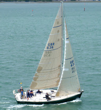 J/32 Domaine for sale used- England