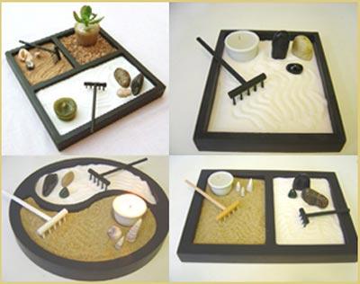 Ser conscientes el feng shui y el jard n zen for Arena para jardin zen