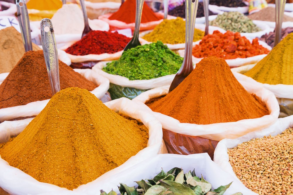 curry spices market in india
