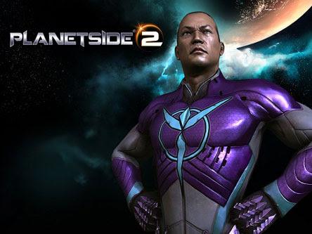 Game PC Terbaru Terbaik Tahun 2012 - Planetside 2