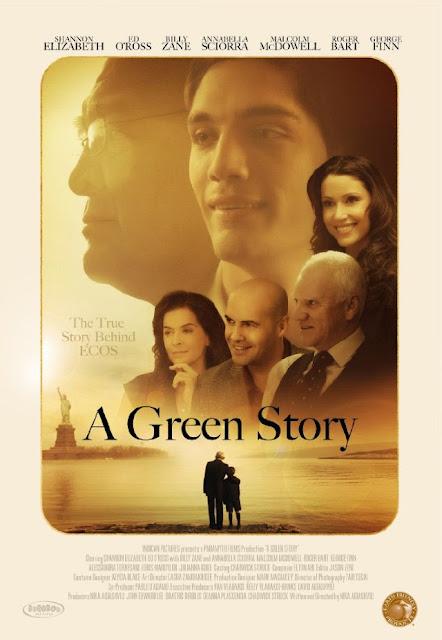 Μια Πράσινη Ιστορία A Green Story Poster