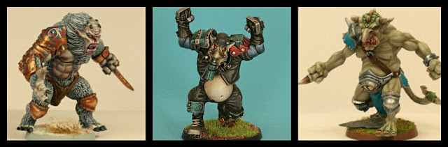 Blood Bowl Troll Gaspez