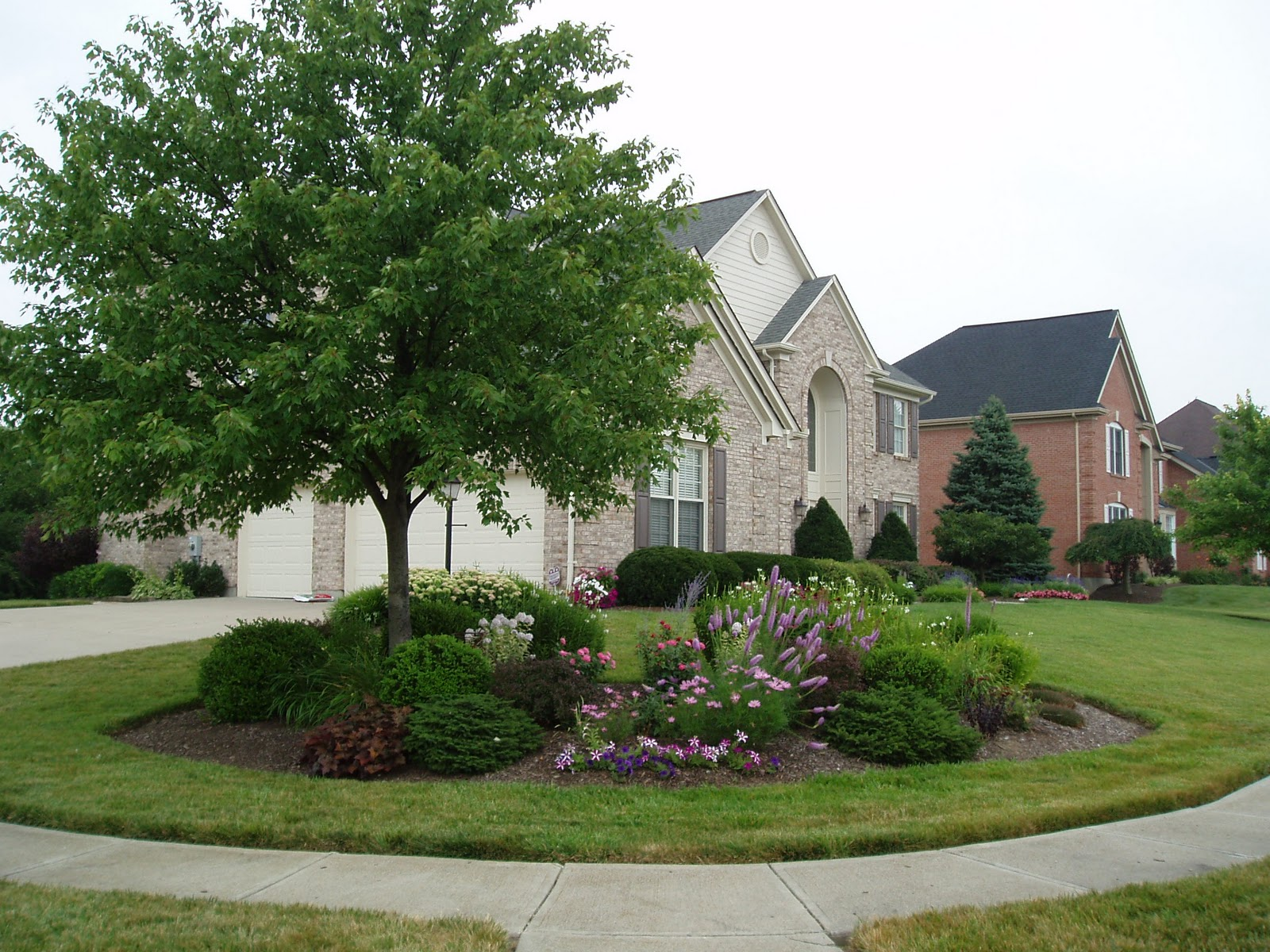 Landscaping Front Landscaping Ideas Corner Lot
