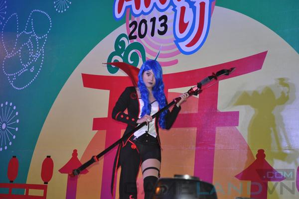 Cosplay Liên Minh Huyền Thoại tràn ngập Aki Matsuri 30