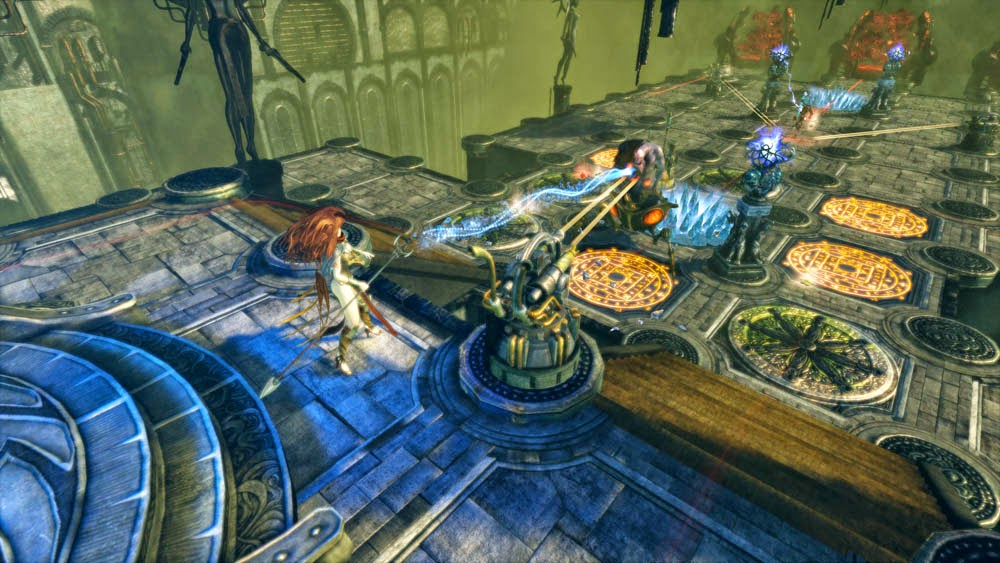 Download Deathtrap flt for pc games - Game Screenshot