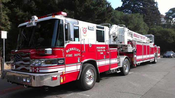 Berkley Firemen