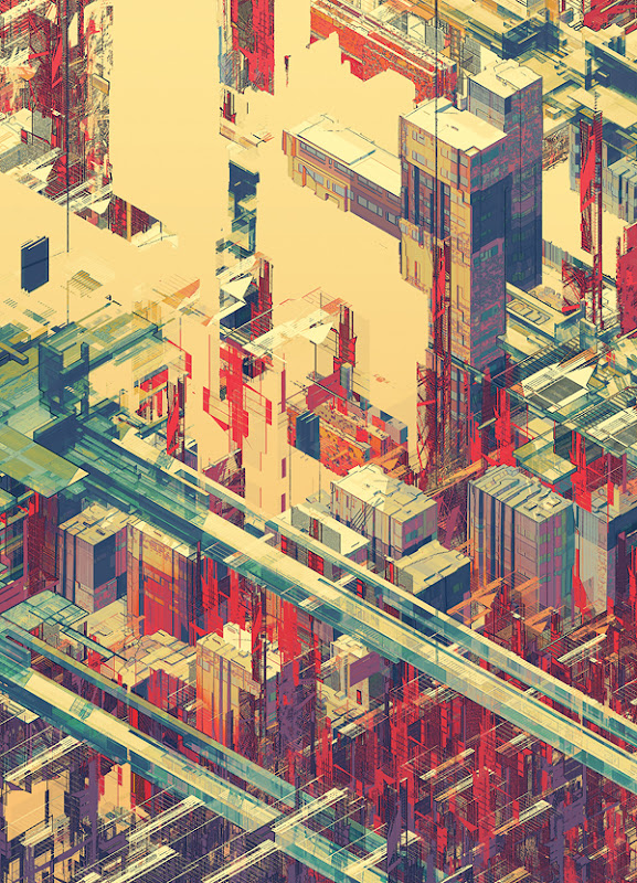Cities 2 by Atelier Olschinsky