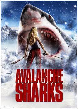 Avalanche de Tubarões Dublado