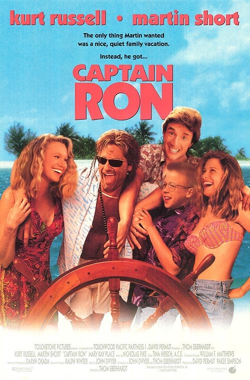 Captain Ron Kurt Russell