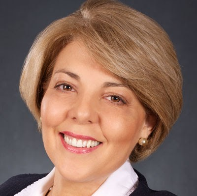 Cristina Aspuru - Director of Major and Planned Giving ...