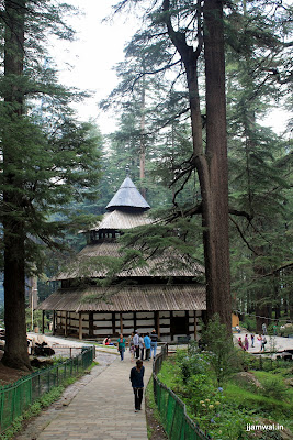 Hidimba Temple, Manali