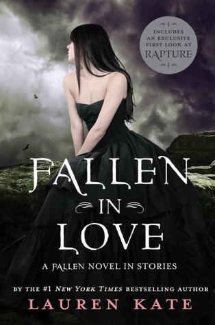 Giveaway: Fallen in Love by Lauren Kate (5 winners!)