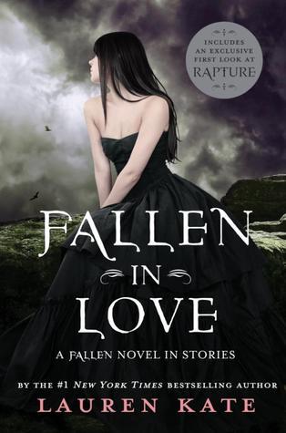 Giveaway: Fallen in Love by Lauren Kate (5 winners!)